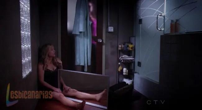 Callie preguntando por el bienestar de Arizona