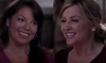 Callie y Arizona: resumen de episodio 10×09