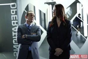 Victoria Hand se estrena en Marvel Agents of S.H.I.E.L.D. la próxima semana