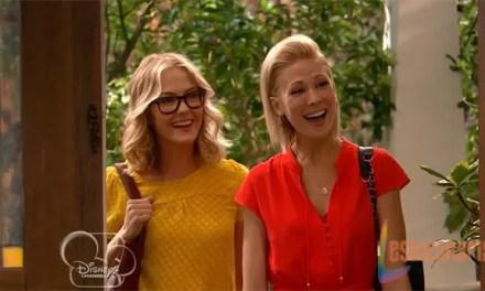 «Buena Suerte Charlie» presentó la primera pareja lésbica de Disney