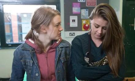 Sophie y Maddie ¿la nueva pareja lésbica de Coronation Street?