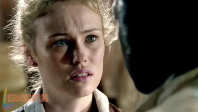 Max y Eleanor resumen de episodio 1x03 Black Sails
