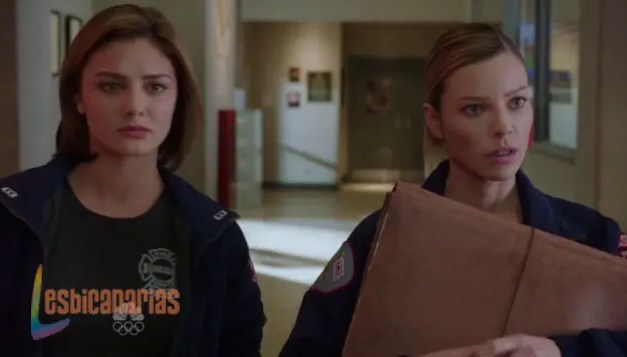 Leslie Shay resumen de episodio 2×12 Chicago Fire