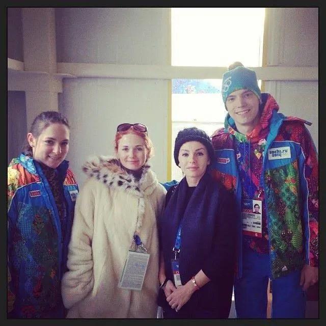 t.A.T.u. en los juegos olímpicos de sochi