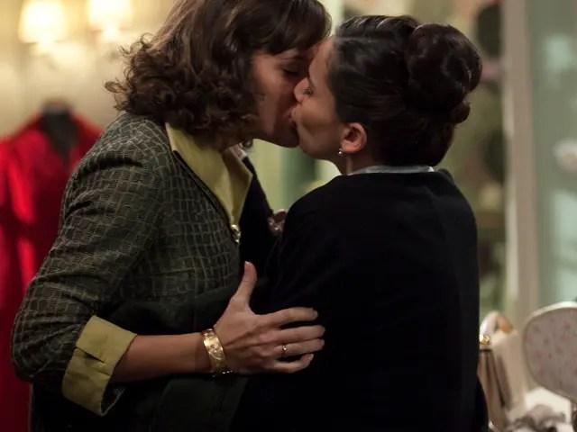 Ana y Teresa: el desastre de la pareja lésbica de «Amar en Tiempos Revueltos»