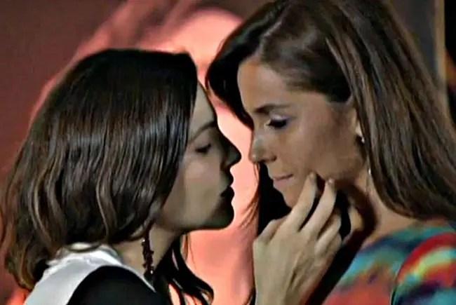 La mayoría del público brasileño aprueba la pareja de Clara y Marina