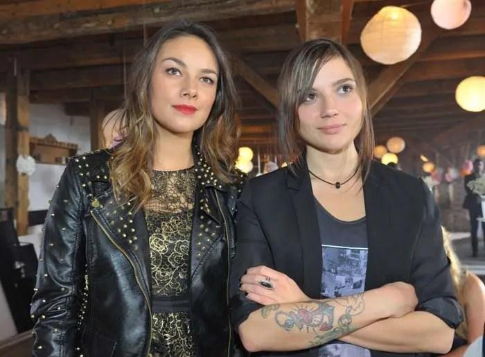 Anni y Jasmin: la pareja lésbica de Gute Zeiten schlechte Zeiten