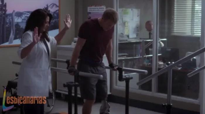Callie Anatomía de Grey
