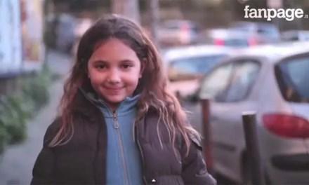 Lo que piensan los niños italianos sobre el amor entre dos chicas