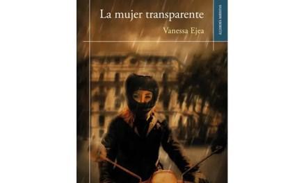 La mujer transparente por Vanessa Ejea – Libros Lésbicos