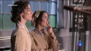 Celia y Petra de Seis Hermanas, ¿Futura pareja lésbica?