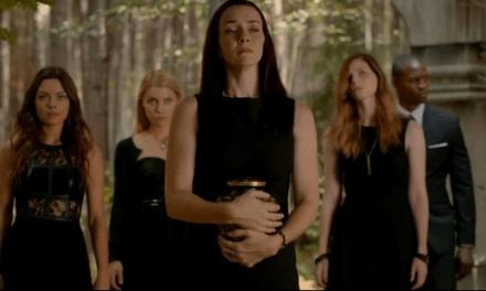 Nora y Mary Louise: 7×02 Crónicas vampíricas