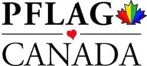 PFLAG Canada Logo Horizontal