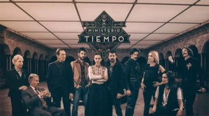 La segunda temporada de El Ministerio Del Tiempo ya tiene fecha de estreno