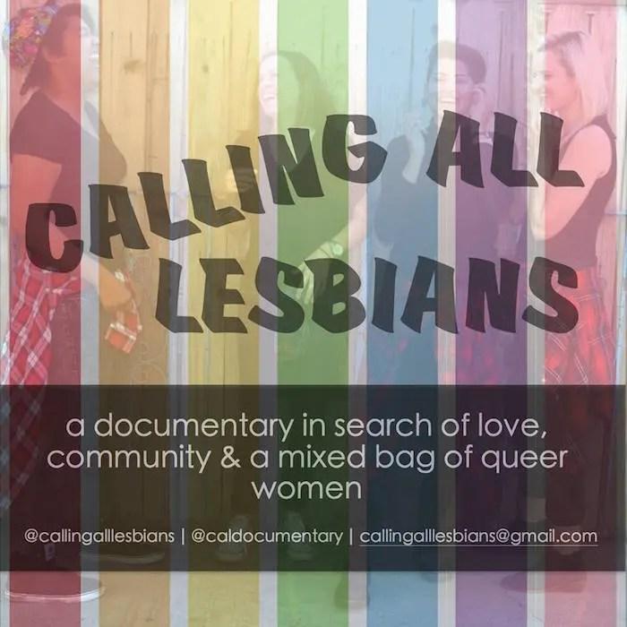 Calling All Lesbians