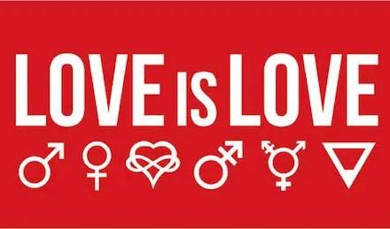 #LoveIsLove Aun no se pierde la esperanza