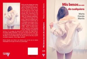 """""""Mis besos no son de cualquiera"""" por Marta Garzás Martín – Libros Lésbicos"""