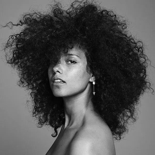 Alicia Keys le canta a las lesbicanarias en su nuevo álbum