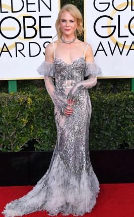 Nicole Kidman Golden Globes 2017