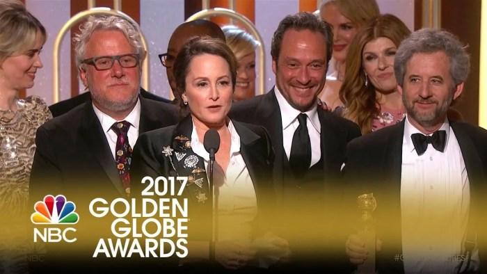 Nina Jacobson globos de oro 2017