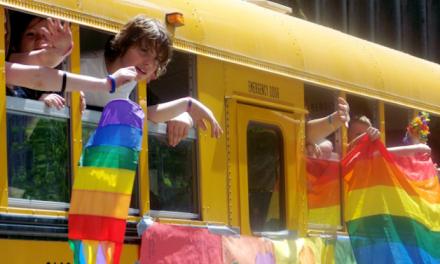 Escuela para niños LGBT+ en Alemania