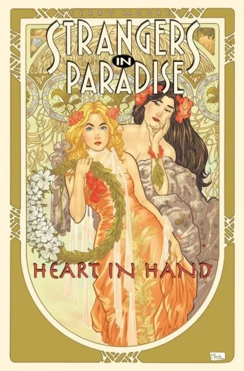 Strangers in Paradise portada