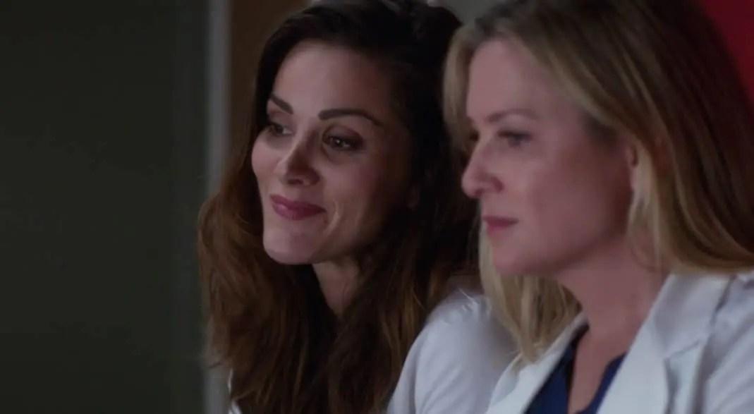 Arizona y Carina resumen de episodio 14-04 – Anatomía de Grey