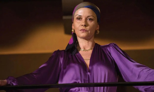 Catherine Zeta-Jones será la bisexual «Madrina de la Cocaína»