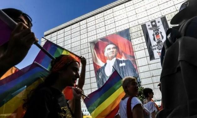 Turquía pretende ilegalizar a la comunidad LGBTQI