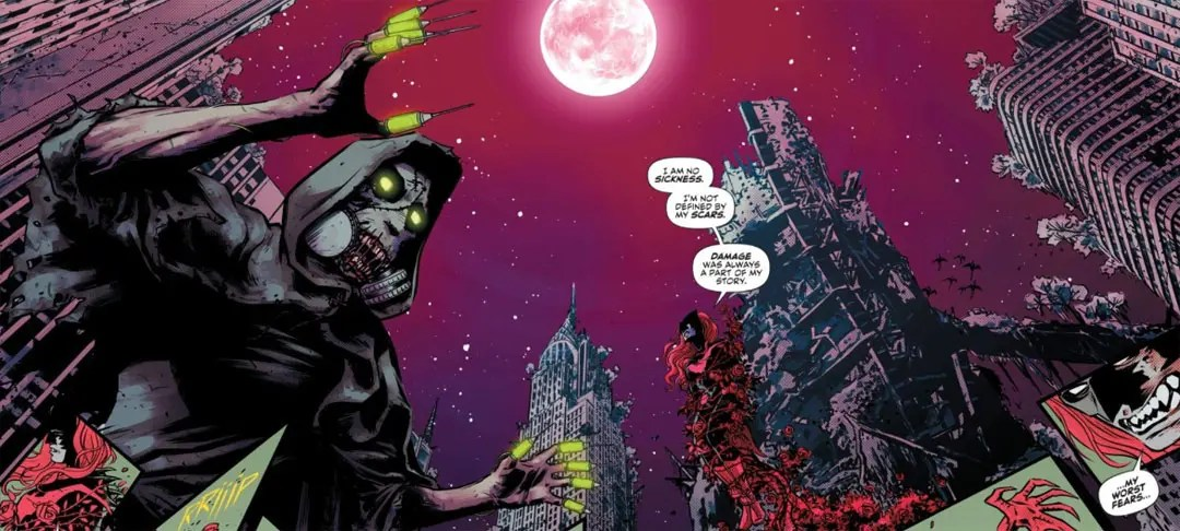 Batwoman 9: Fear and Loathing 3 – cómics lésbicos