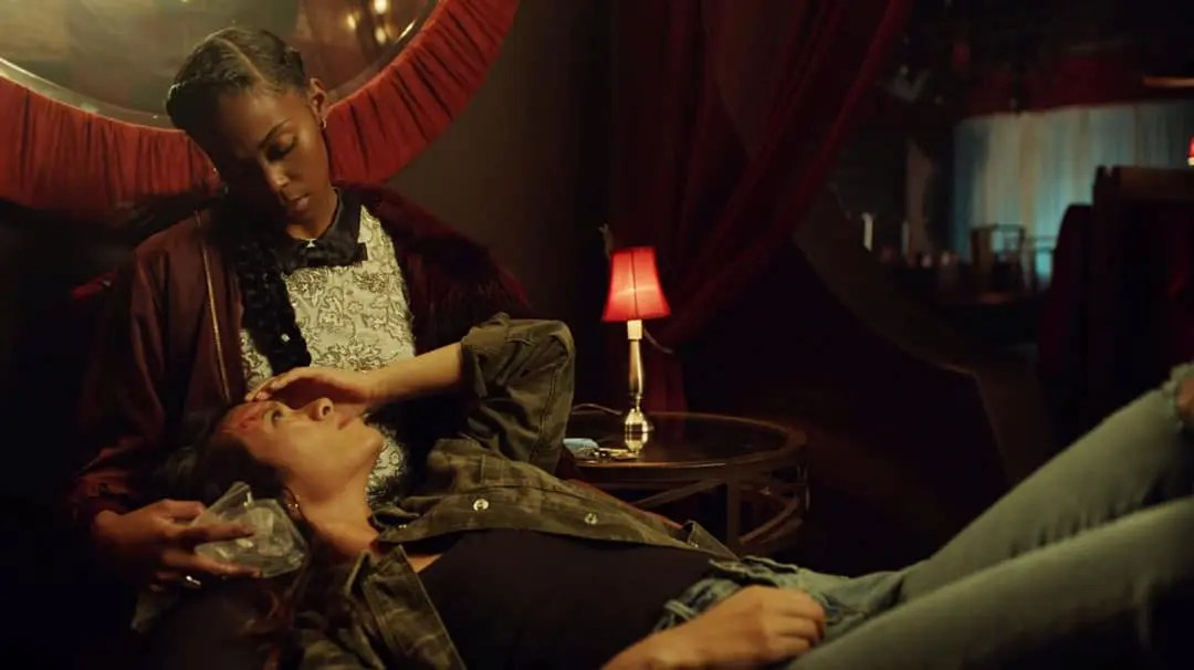 Black Lightning resumen de episodio 1×04 – Anissa y Grace