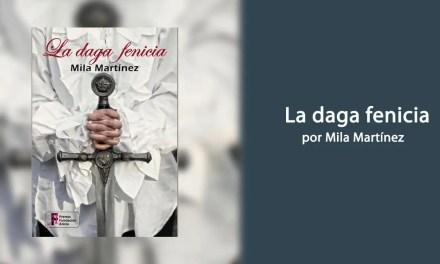 La Daga Fenicia por Mila Martínez