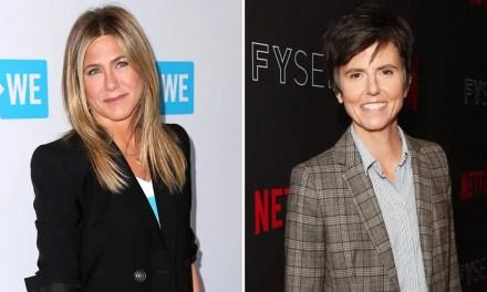 Jennifer Aniston y Tig Notaro serán una pareja lésbica en «First Ladies»
