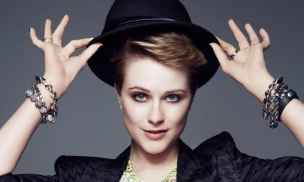 Evan Rachel Wood pone en su sitio a DJ Khaled