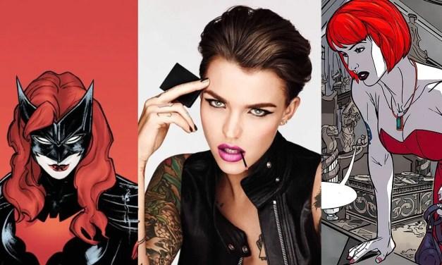 Ruby Rose será Batwoman