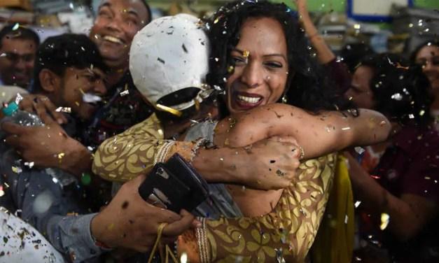 La Corte Suprema de la India despenaliza la homosexualidad