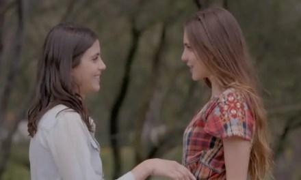 Juliana y Valentina la pareja lésbica de Amar a Muerte