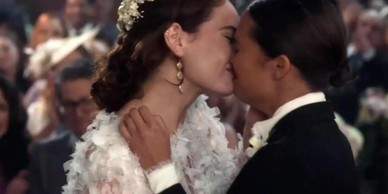 Alicia Vikander y Lily James se casan en la secuela de 4 bodas y un funeral