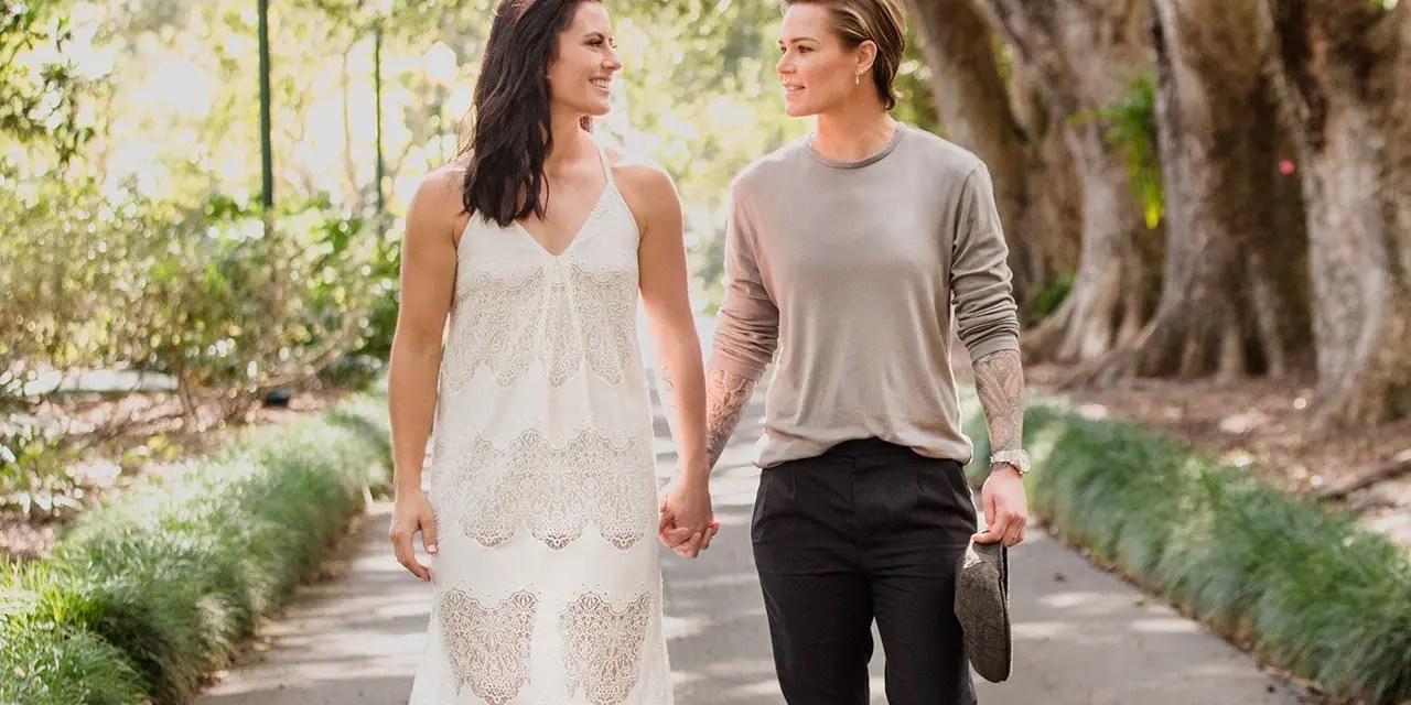 5 parejas lésbicas que unió el fútbol
