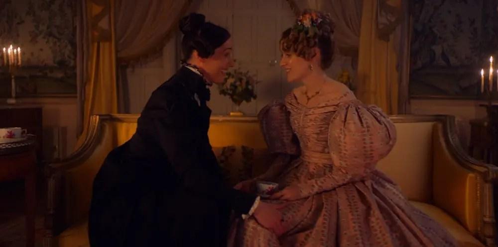 Anne Lister pide matrimonio a Ann Walker