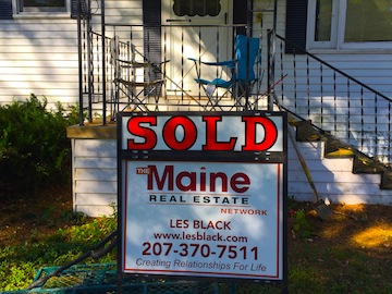 Sold, 368 School Street, New Portland, ME 04961