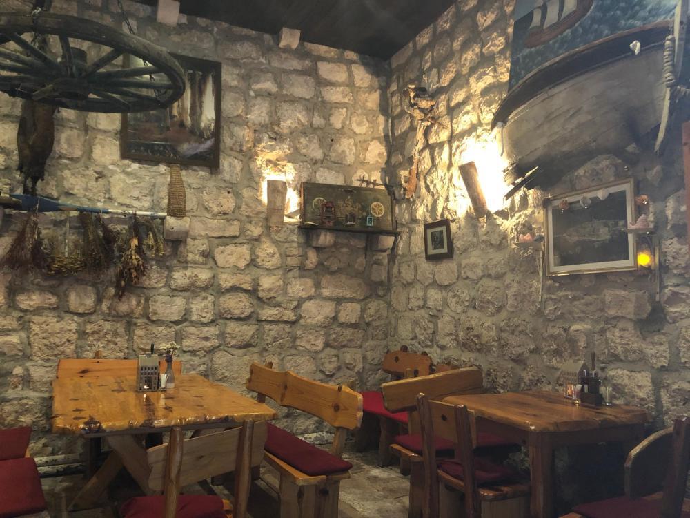 restaurant korcula