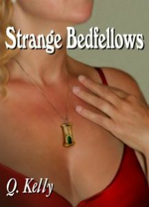 Strange Bedfellows by Q Kelly cover