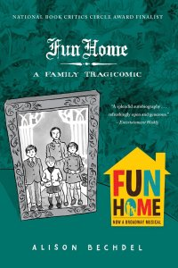 Fun Home by Alison Bechdel cover