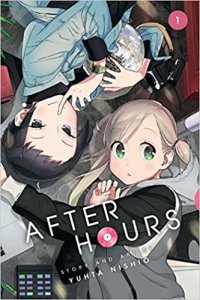 After Hours Vol 1 by Yuhta Nishio (Amazon Affiliate Link)