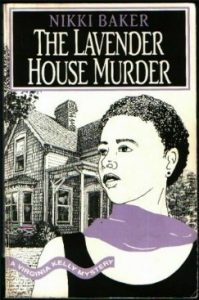 The Lavender House Murder by Nikki Baker cover