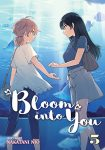 Bloom Into You Volume 5 by Nakatani Nio cover