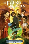 The Legend of Korra: Turf Wars Part Three cover