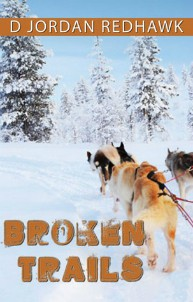Broken Trails by D Jordan Redhawk cover