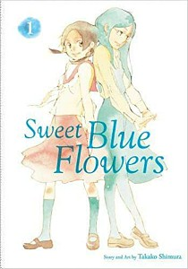 Sweet Blue Flowers Vol 1 by Takako Shimura (Amazon Affiliate Link)